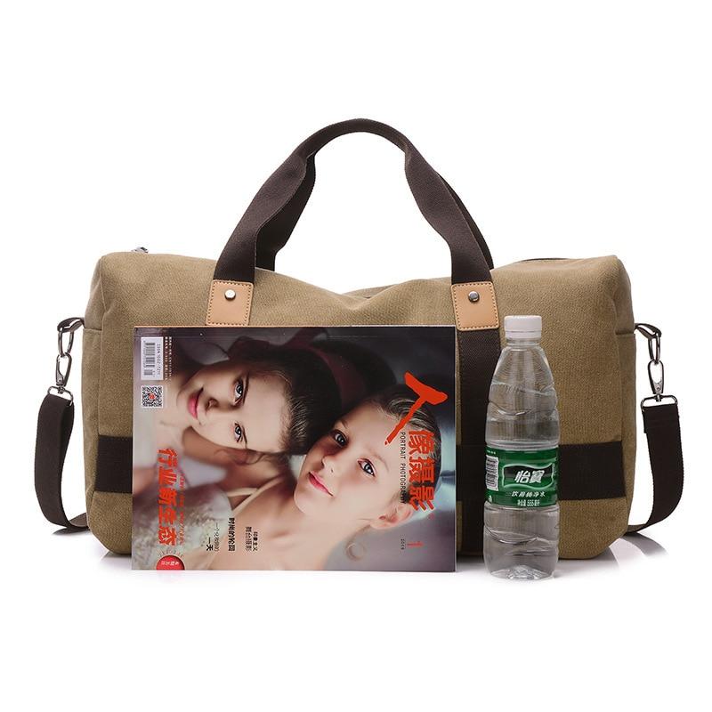 qualidade sacolas de viagem dos Material Principal : Lona