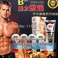 МУЖСКАЯ Сильные Мышцы Всего тела антицеллюлитный Сжигания Жира Телосложение Крем Для Похудения Потеря Веса Тела Для Похудения Гель продукт желудка
