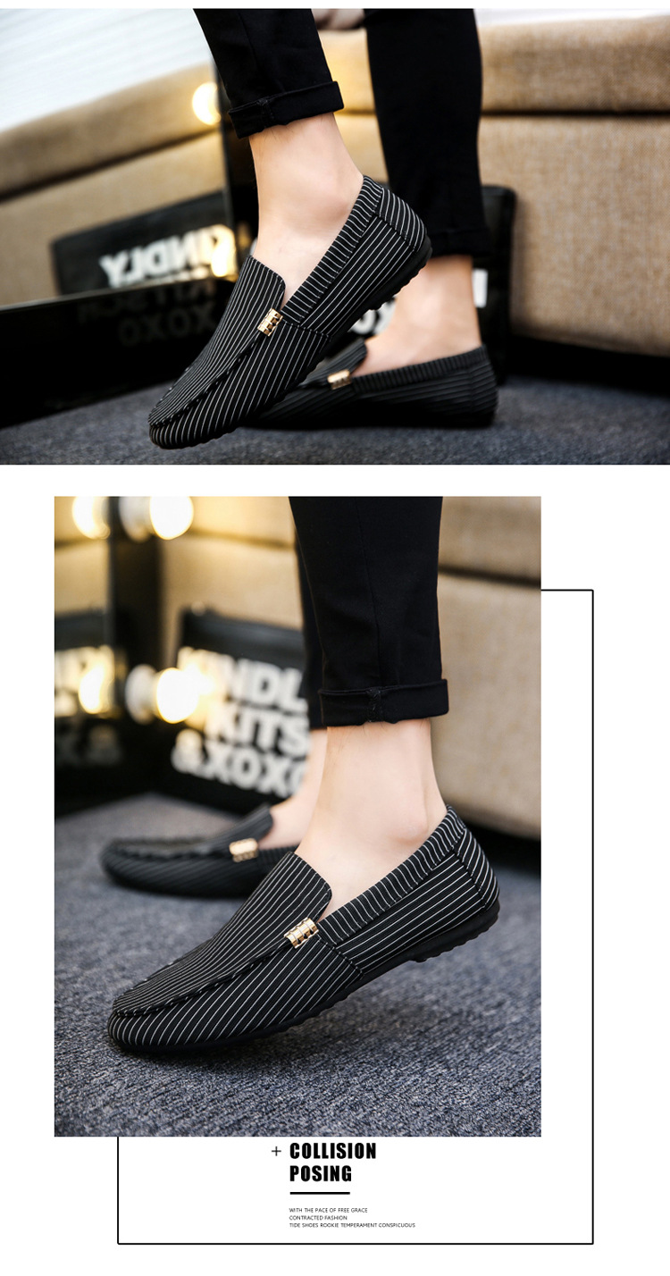 HTB1pjNOdCSD3KVjSZFKq6z10VXaI Spring Summer Mens Loafers Plus Size Lightweight Comfortable Flat Casual Shoes Men Breathable Slip on Soft Leather Driving Shoes