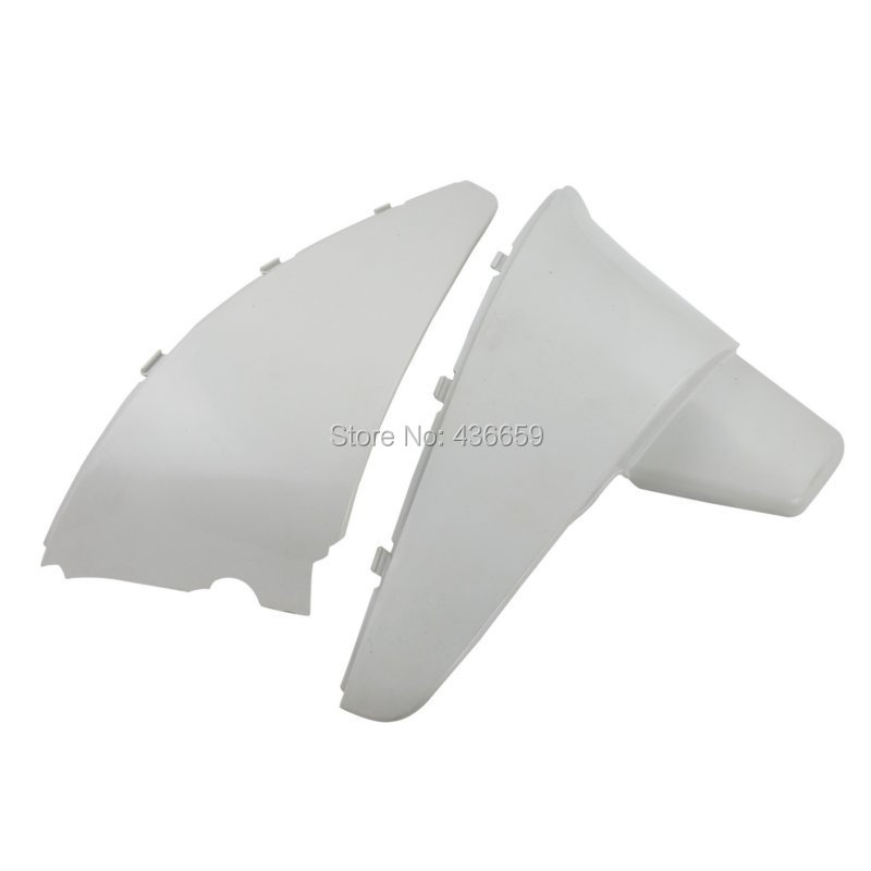 ФОТО Motorcycle ABS Plastic Battery Side Faring Cover For Honda Shadow VT600C CD VLX 600 STEED400