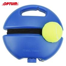 Сверхмощный тренировочный инструмент для тенниса, упражнение, теннисный мяч, спорт, самообучение, отскок, мяч с теннисным тренером, плинтус, спарринг, устройство