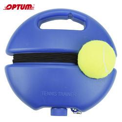 Сверхмощный Теннисный тренировочный инструмент Упражнение теннисный мяч спорт самообучающийся отскок мяч с теннисным тренером плинтус