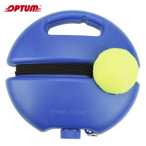 Rebound-Ball Sparring-Device Tennis-Trainer Exercise Self-Study Sport with Baseboard