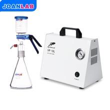JOANLAB 1000 ml Vacuüm Filtratie Apparaat + Olie gratis Membraan Vacuüm Druk Pomp LAB Solvent Filtratie Apparaat
