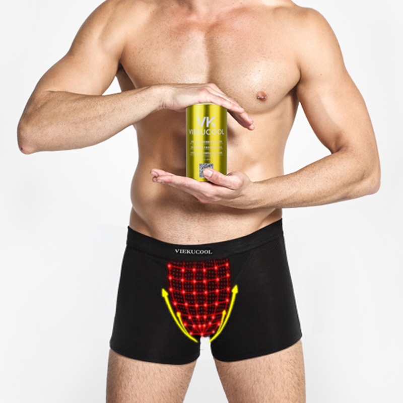 Health Physiology Boxer Modal Genuine 26 Strong Magnetic Tourmaline Male Health Boxers Hot L-5XL