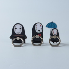 No-Face Man Ring Holder