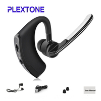 Stereo Business Auriculares Headfone Wireless Bluetooth Handsfree Headphones With Mic Earphone Headset For Phone Sports Driving