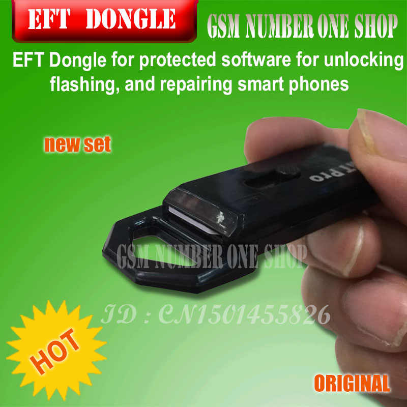 2019 original new EASY FIRMWARE TEMA / EFT DONGLE / EFT KEY Free Shipping