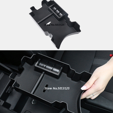 Car Central Armrest Storage Box Container Car Tray Glove Box Case For Honda Civic 10th 2016 2017 2018 2019 Car Accessories стоимость
