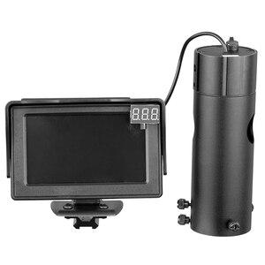 Image 3 - 850nm Infrarood DIY Nachtzicht Apparaat Sight Scope Dag Nacht Outdoor Dual Gebruik Lcd scherm & Laser Zaklamp & Camouflage tape