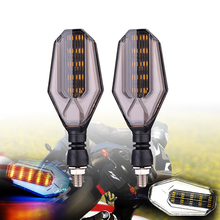 цены на 2 Pcs Motorcycle Turn Signals 30LED  Universal Motorcycle LED Turn Signal Indicators Light  12V  Motorbike Lamp Super Bright  в интернет-магазинах