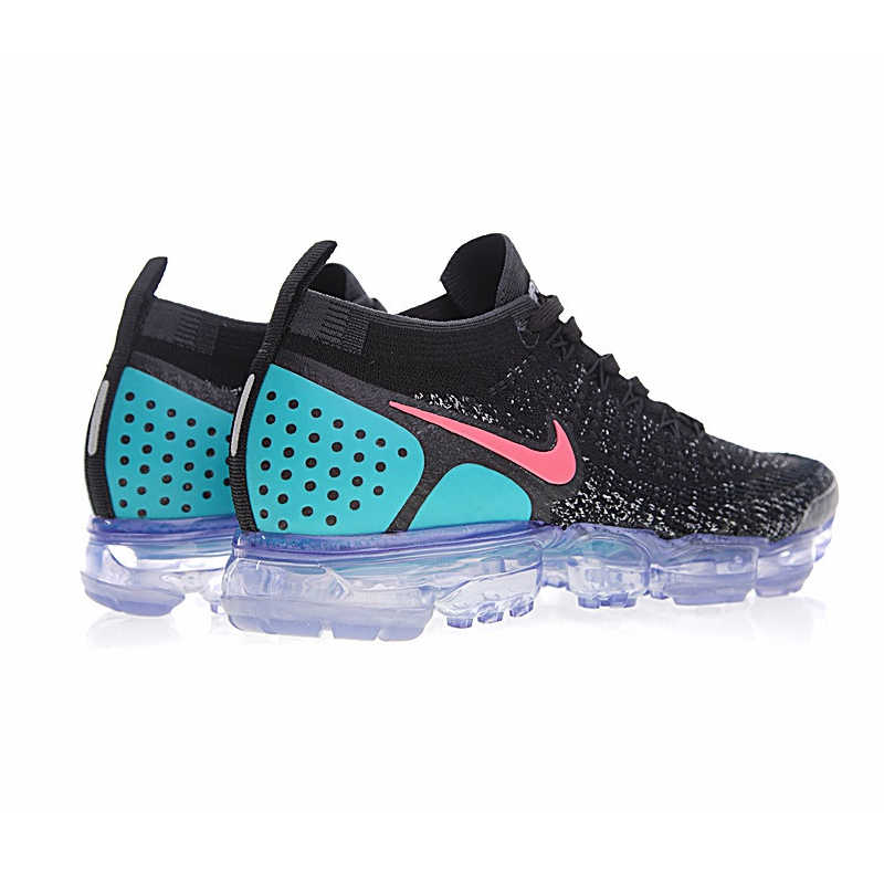 86ac9e6c396 ... Original NIKE AIR VAPORMAX FLYKNIT 2.0 Authentic Mens Running Shoes  Sport Outdoor Sneakers Breathable Athletic Jogging ...