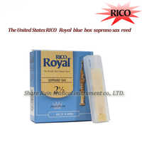 The United States RICO Royal Bb soprano sax reed / soprano saxhpone reeds