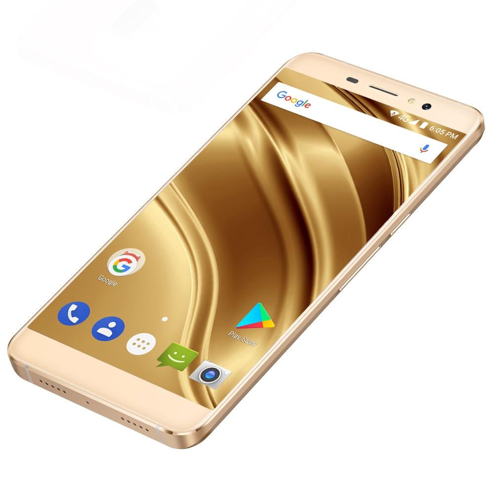 Ulefone S8 Pro Dual Rear Cameras Mobile Phone 5.3 inch HD MTK6737 Quad Core Android 7.0 2GB+16GB 13MP Fingerprint 4G Smar - 6
