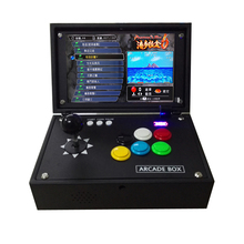 цена на 1 kit controller with multi game board , joysticks, buttons power supply, Jamma wire, speaker for arcade game console