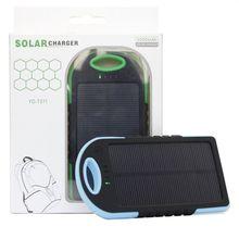 The Amazing Solar Power Bank 5000mah