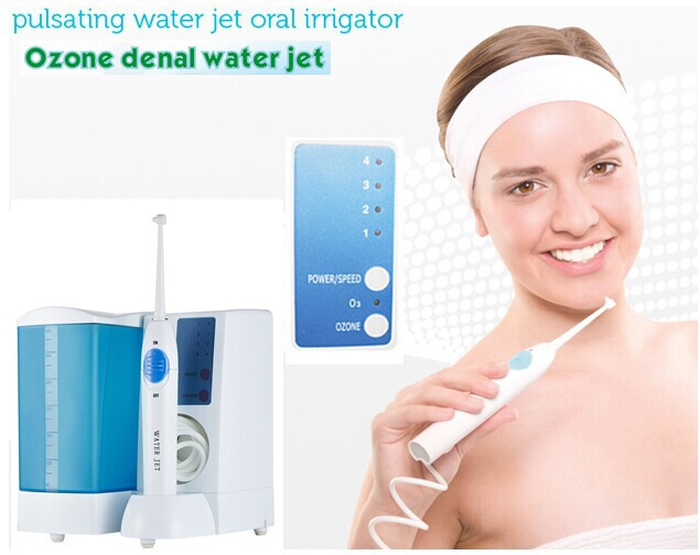 ФОТО Original Dental Water Jet Oral Irrigator with Ozone generator & sterilizes,Healthy Ozone dental cleaning Toothbrush Oral Cleaner