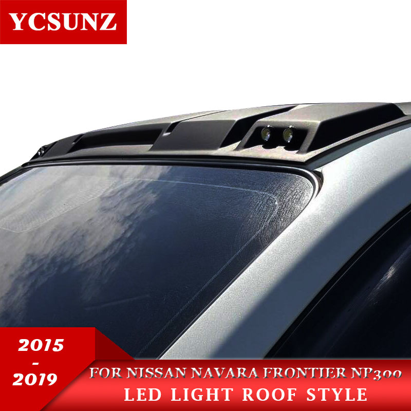 2019 Led Roof Light Raptor Style For Nissan Navara Frontier 2019 Roof light Accessories For Nissan