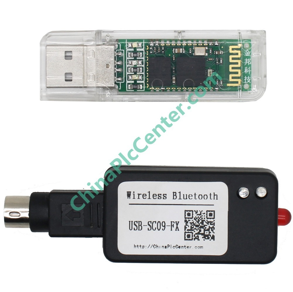 Usb Sc09 Fx For Mitsubishi Plc Wireless Bluetooth Programming Cable Distance 10m On Alibaba Group
