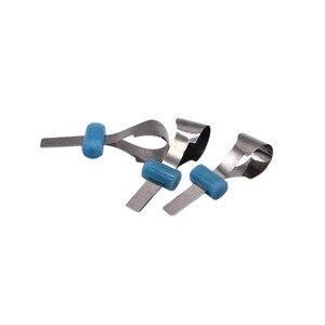 Image 4 - 32 szt. Dodatkowe metalowe opaski dentystyczne uniwersalne Supermat Automatrix wykonane w rosyjskiej matrycy dentystycznej do wymiany zębów