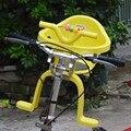 Портативный Детей Седла Велосипеда Безопасности Сиденья Детские Ребенка Велосипед Путешествия Велосипед Кресло для Передней и Задней Установки