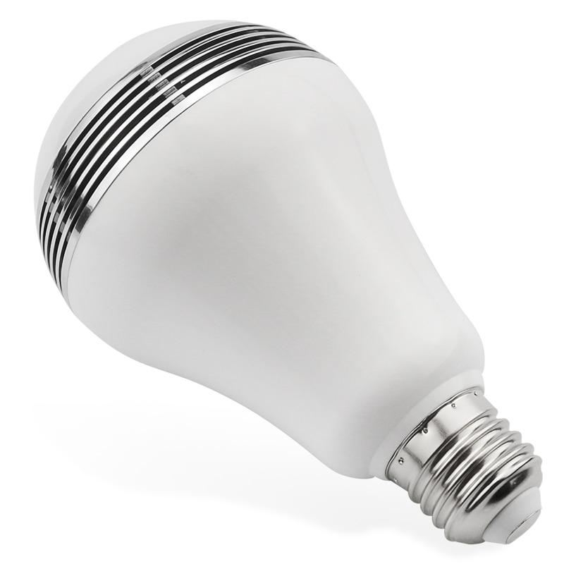 UYG E27 անլար Bluetooth Bluetooth խելացի LED լամպ - Դյուրակիր աուդիո և վիդեո - Լուսանկար 4