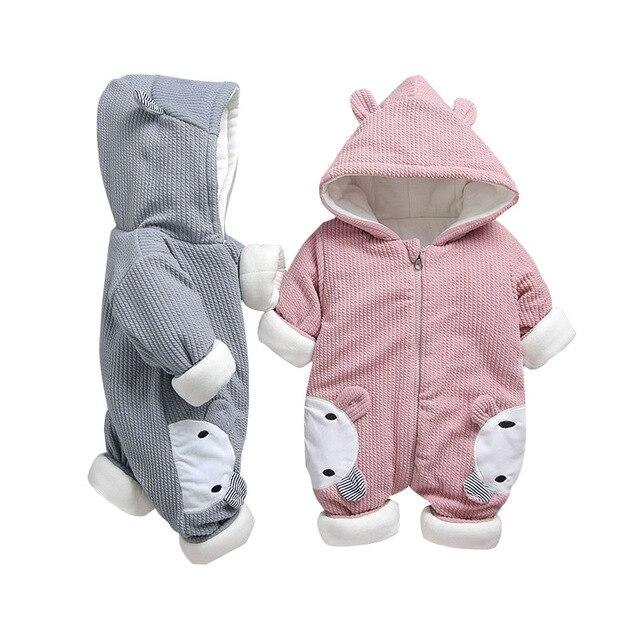 Baby Mädchen Kleidung Baby Oberbekleidung Winter Baby Kleidung Bebes Korallen Fleece Langarm Jacken Warme SorgfäLtige Berechnung Und Strikte Budgetierung Jacken & Mäntel