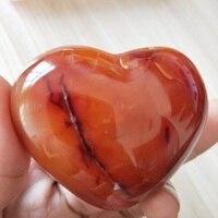 Natural Red Carnelian Geode Crystal Quartz Agate Polished Specimen a10
