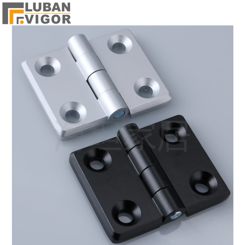 Cabinet Hinges,CL050,Matt Silver, Aluminum Alloy,Anti Strength,strong