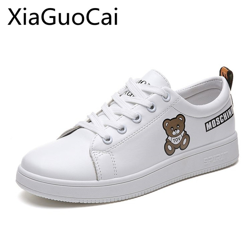 4f5c0f18 Spring-and-Autumn-Bear-Solid-Women-Flat-Sneakers-Low-Top-Leather-Casual- Shoes-White-Female-Vulcanize.jpg