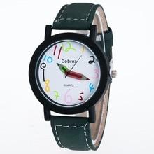 купить ladies watch 2019 fashion casual leather watch women dress wrist watches Students quartz watch clock relogio feminino kol saati онлайн