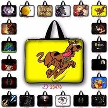 Personnaliser Ordinateur Portable Sac pour la couverture macbook Por 13 15 7 9.7 11.6 14 14.4 15.6 17 17.3 ordinateur portable sacoche pour ordinateur portable sac de poche de douille LB-23478