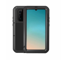 2019 Shockproof Dustproof and Dustproof Metal Silicone Phone Case for Huawei P30 Pro