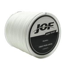 100% PE material Multifilament PE Braided Fishing Line 4STRANDS 500M Super Strong Nylon 10 20 30 40 60 80 100LB