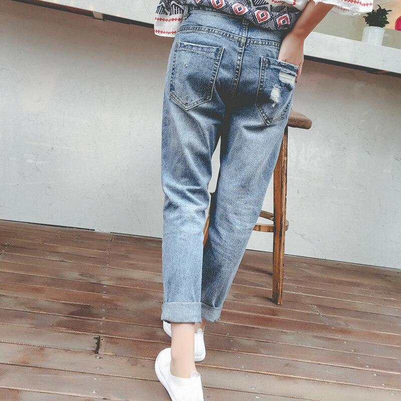 Женские джинсовые штаны и Шорты 2017