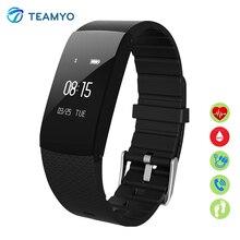 Teamyo оригинальный A89 Смарт-часы монитор сердечного ритма кровяного давления кислорода Шагомер трекер Smart Браслет IP67