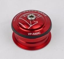 VP A45AC CANE CREEK PRESS FIT HEADSET 28.6MM/44MM internal MTB ROAD BIKE RED