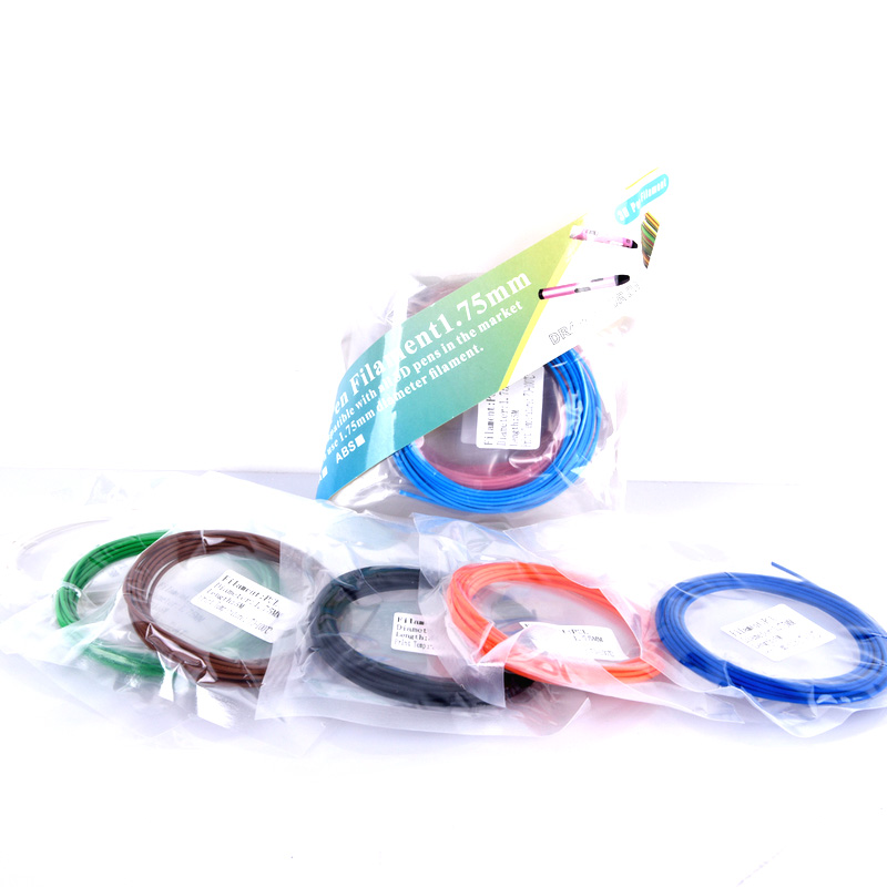3d qələm aşağı temperaturlu filament PCL plastik 1.75mm 3D - Ofis elektronikası - Fotoqrafiya 3
