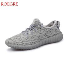 2018 New Breathable Mesh Summer Men Casual Shoes Slip On Male Fashion Footwear S
