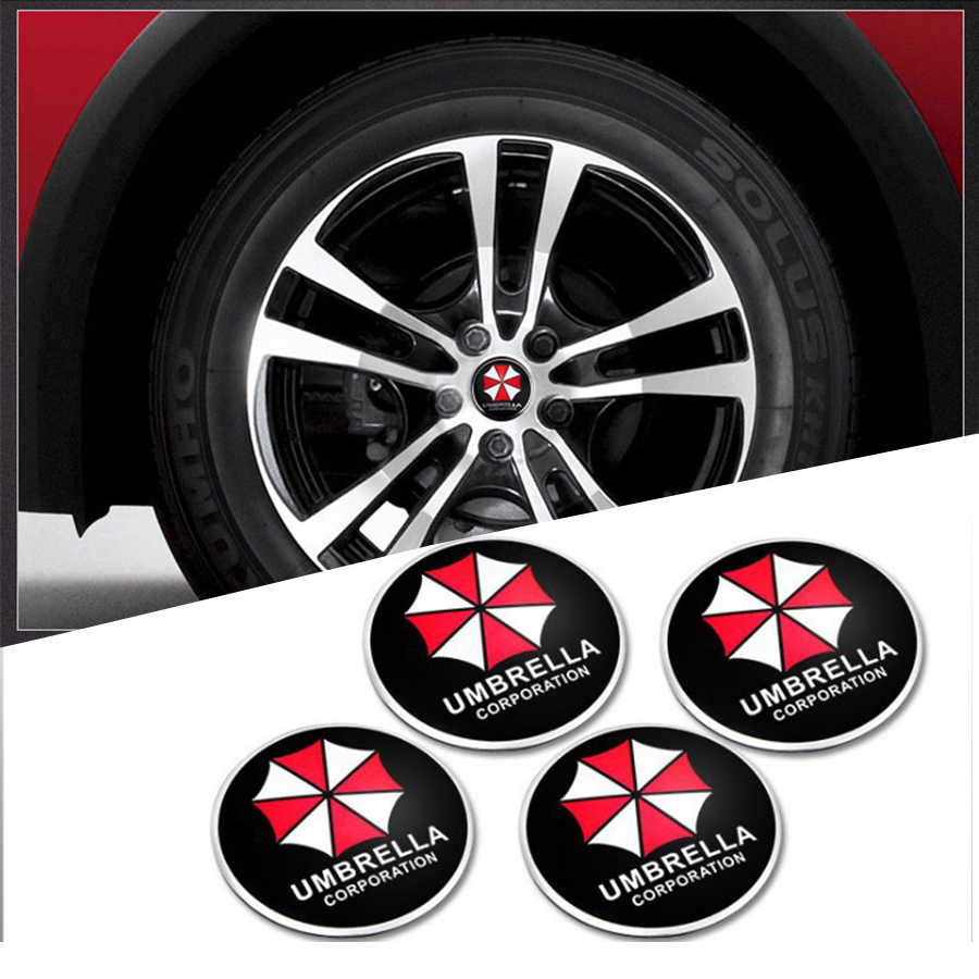 DANGER BIOHAZARD SPARE WHEEL COVER STICKER 4 x 4