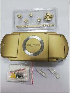 Image 5 - Carcasa completa para PSP case 1000, con Kits de botones, carcasa para PSP1000 PSP 1000