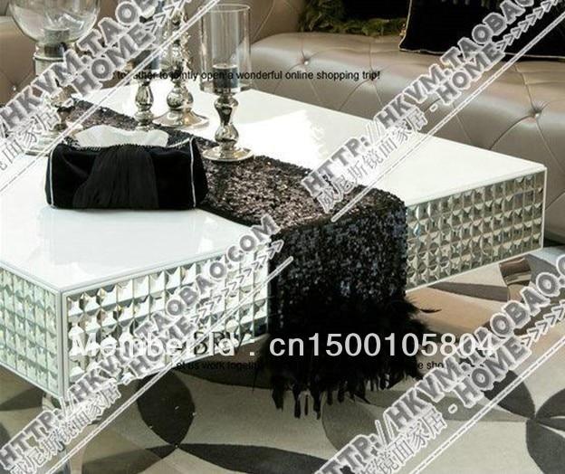 fabrik mosaik tisch spiegel tisch ktv tabelle edelstahl post moderne m bel in fabrik mosaik. Black Bedroom Furniture Sets. Home Design Ideas