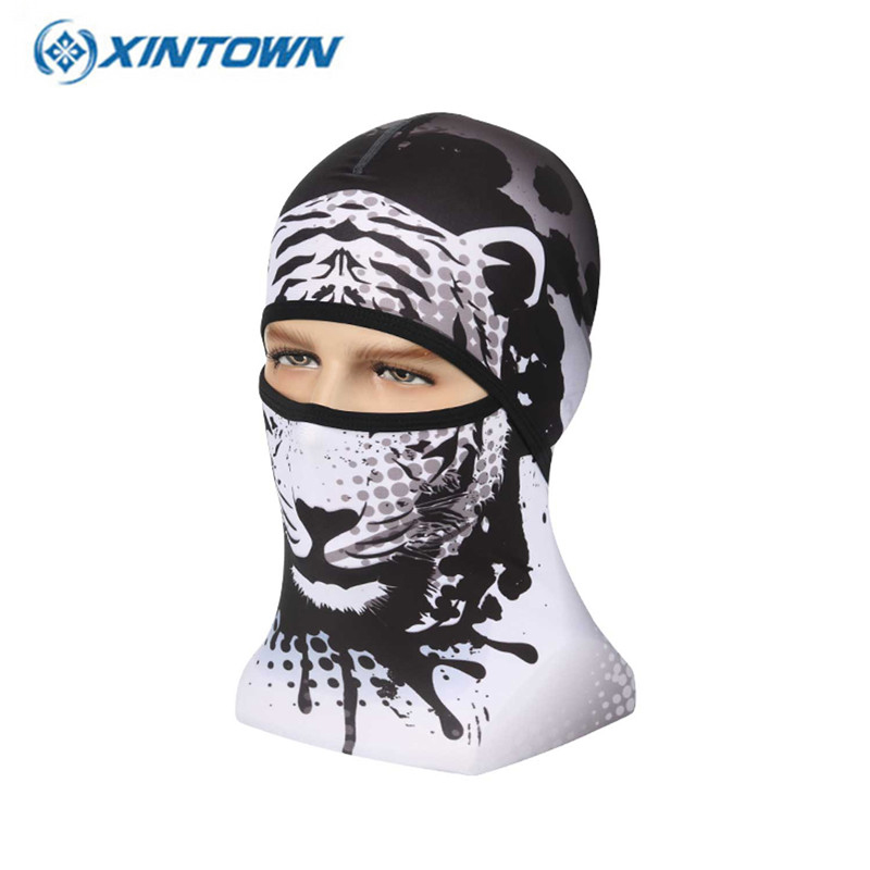 Xintown Full Face Mask Quick Dry Hood