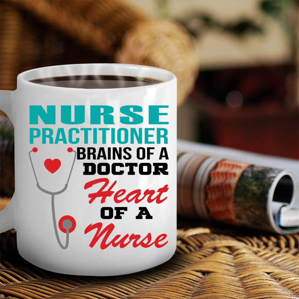 b84f32658a0 doctor nurse mugs cup travel beer cup porcelain coffee mug tea cups kitchen home  decal home decor novelty-in Mugs from Home & Garden on Aliexpress.com ...