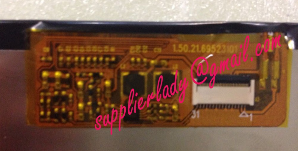 Original and New 6.95inch 31pin LCD screen 1.50.21.69523101 1.50.21.69523 1.50.21.695 for tablet pc free shipping original and new 7inch 41pin lcd screen sl007dh24b05 sl007dh24b sl007dh24 for tablet pc free shipping