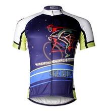 ILPALADINO 2018 New Man Short-sleeve Summer Cycling Jersey MTB Bike Jersey  New Design Cartoon Cycling Clothing c5cde9b17