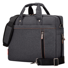 Laptop bag 13/14/15/17 inch Shockproof airbag waterproof computer bag men and women luxury thick Notebook bag