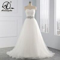 Crystal Princess Wedding Dresses Turkey Elegant Vintage Vestido De Noiva Custom Made Plus Size Bridal Bride Gowns