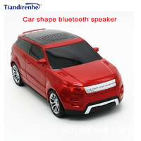 Newest Car Shape Speakers Bluetooth Portable FM Radio USB TF Card Music Player Children Kid Gifts