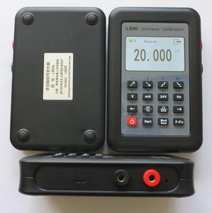 Image 5 - Тестер калибровки температуры LB06 Hart, напряжение тока 4 20 мА 0 10 В/мВ, генератор сигналов, термопара PT100